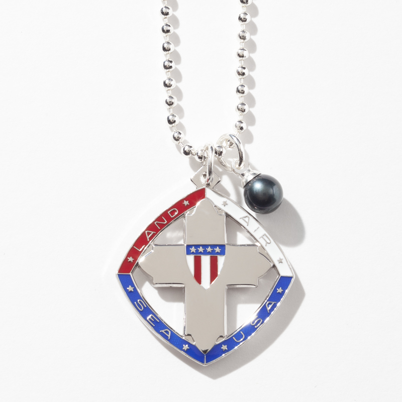 Salute Necklace