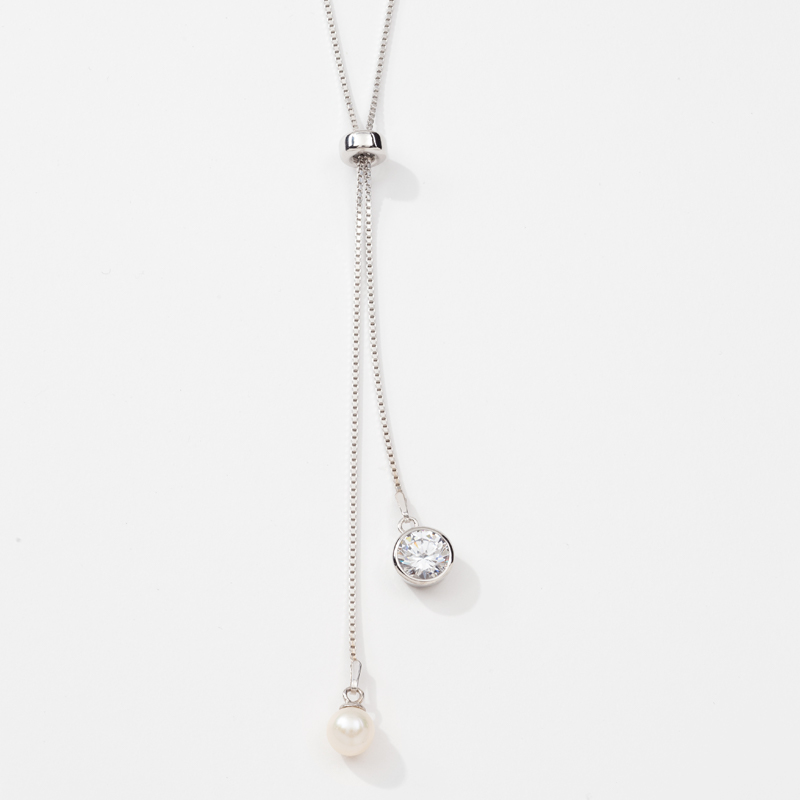 Ice Drop Necklace