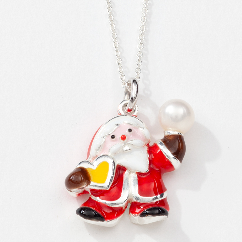 Ol' St. Nick Necklace