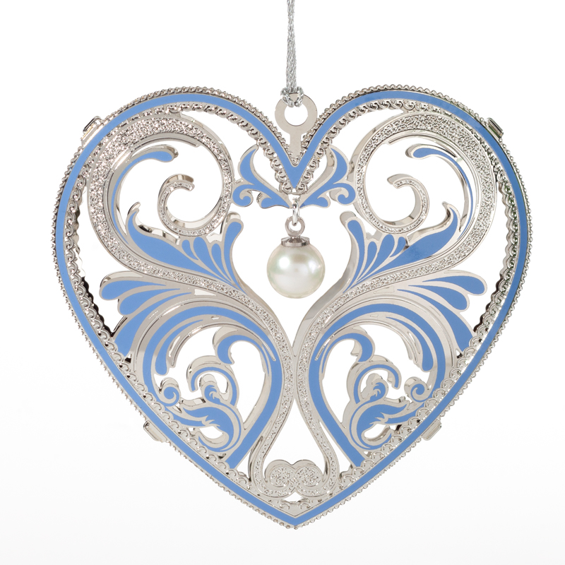 Heart of the Holidays Ornament