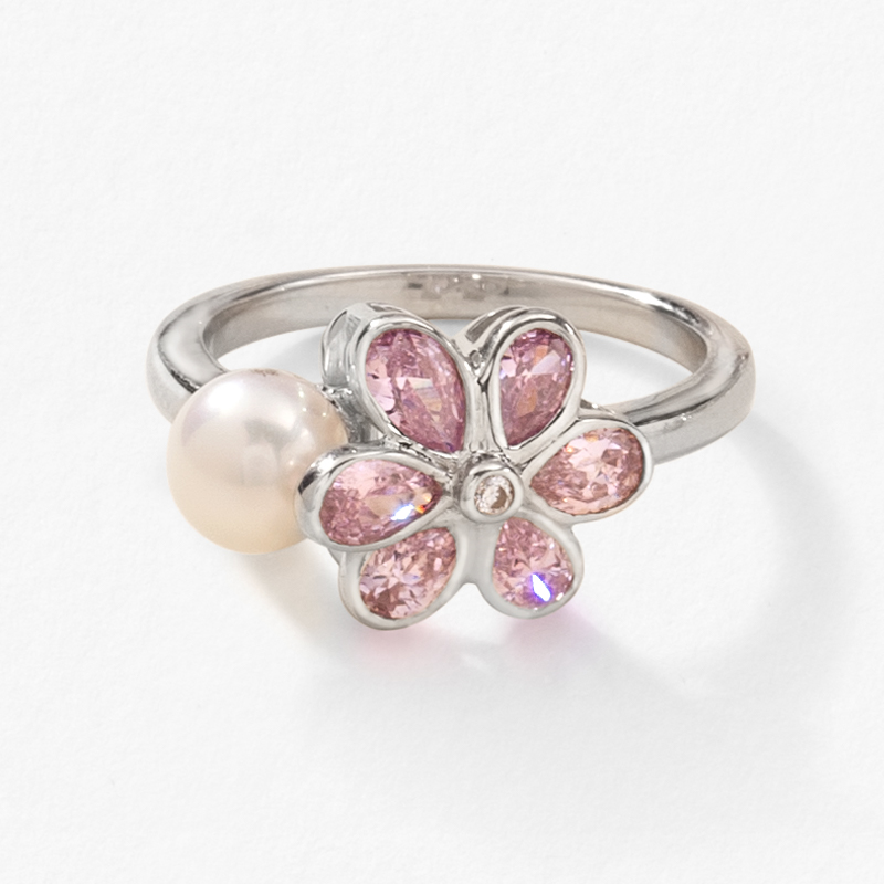 Party Pink Ring